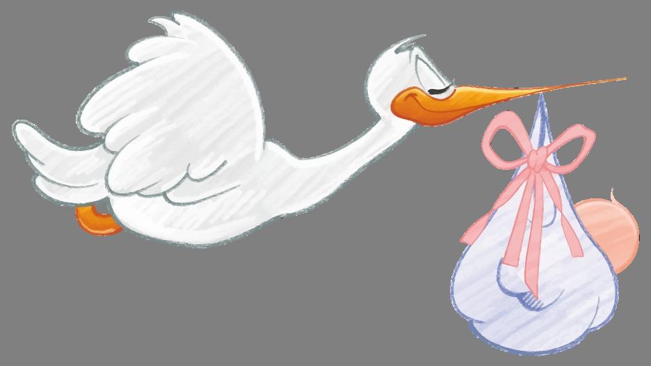 Blahopřání k narození miminka, texty, obrázky - miminko přáníčko