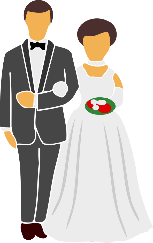 Gratulace k svatbě, verše, romantika, láska - Gratulace k svatbě